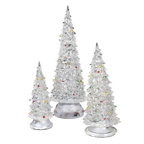 Led Christmas Trees Set