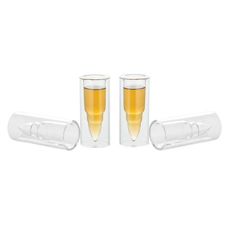 Bullet Shot Glass Set