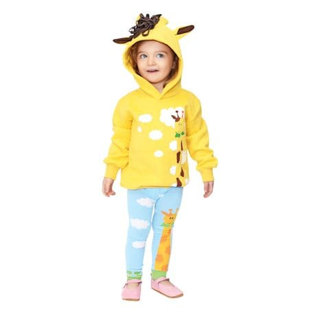 Giraffe Kids Pants Or Hoodies