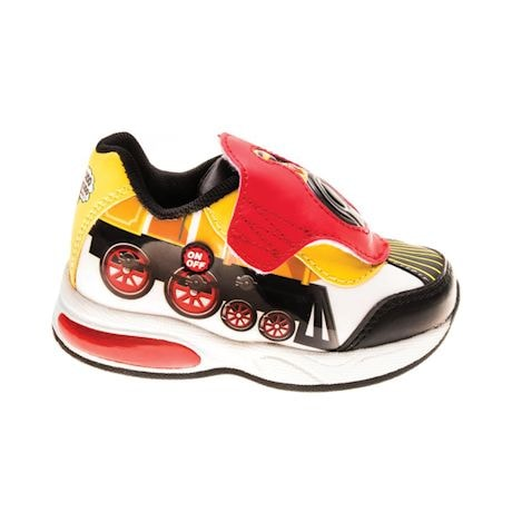 Choo-Choo Shoes - Children's Train Sneakers with Sound