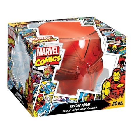 Marvel Shaped Cups