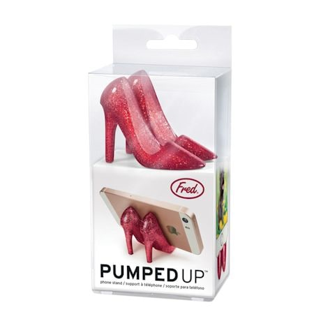 High-Heel Phone Stand