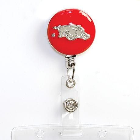 NCAA Retractable Badge Reel
