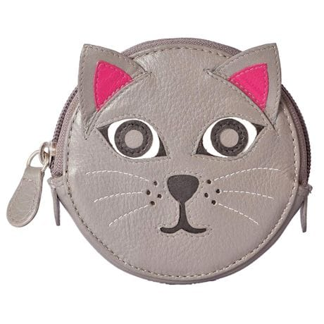 Leather Animal Coin Purses