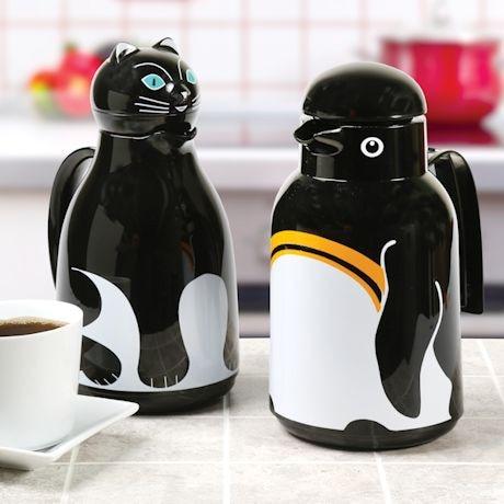 Penguin Shaped Vacuum Carafe