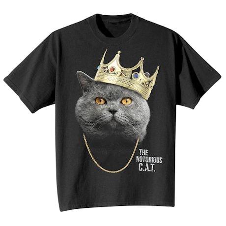 Rapper Cat T-shirts