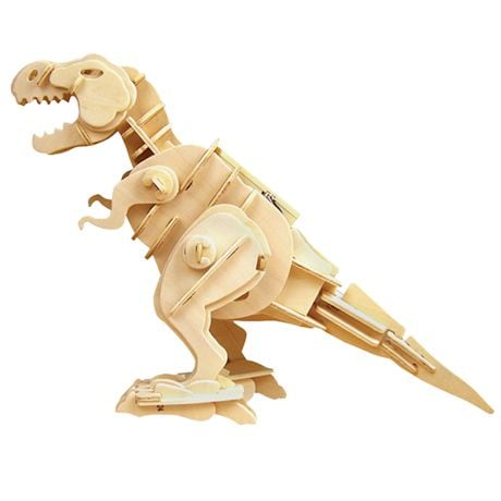 Dinoroid T-Rex Craft Kit