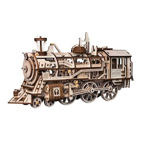 Rokr Locomotive Craft Kit