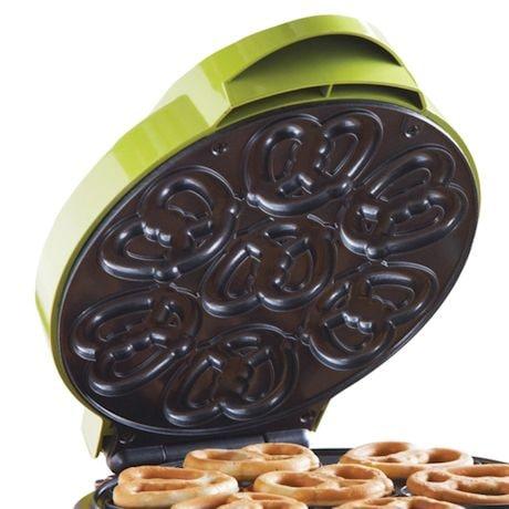 Mini Pretzel Maker - Non-Stick