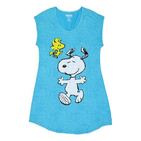 Snoopy Sleep Shirt