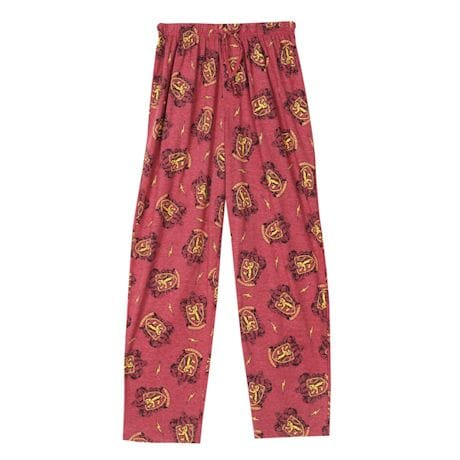 Harry Potter Gryffindor Pajama Pants