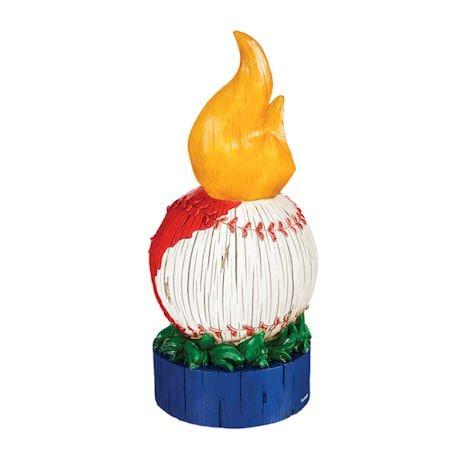 MLB Lit Tiki Totem