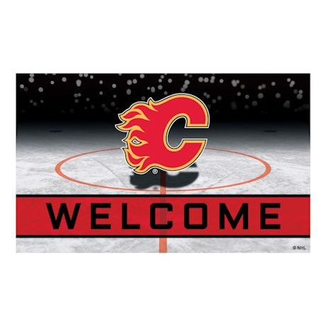NHL Welcome Mat