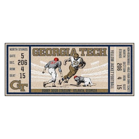 NCAA Ticket Runner
