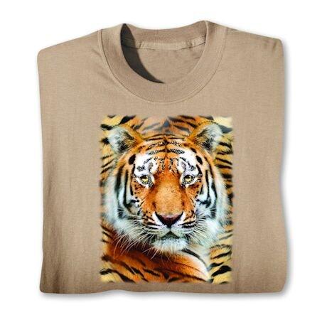Rhinestone Tiger T-Shirt