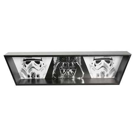 Darth Vader/Storm Trooper Shelf