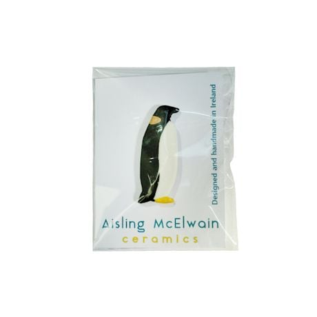 Penguin Brooches