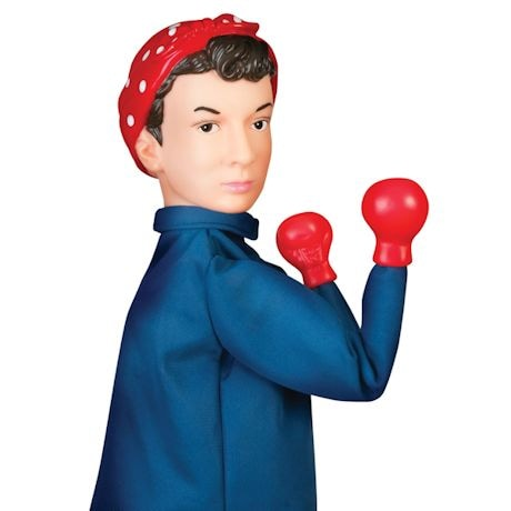 Rosie Punching Puppet