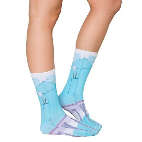 Unisex Occupation Socks