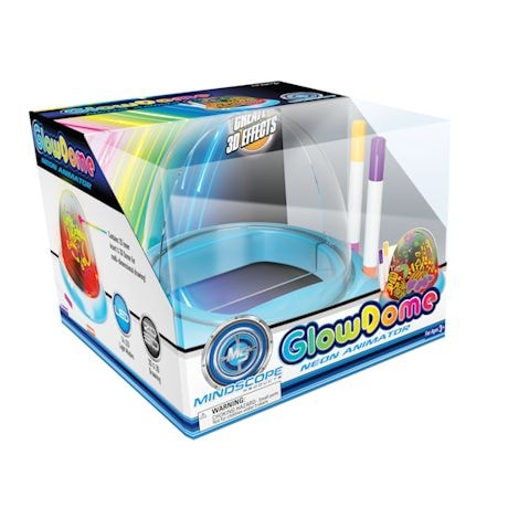 Glow Dome 3D Light-Up Drawing Sphere