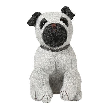 Pug Dog Doorstop