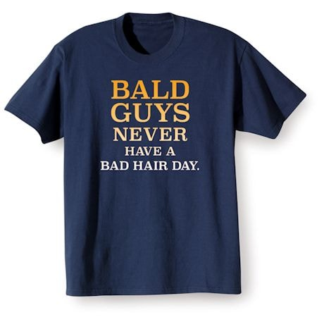Bald Guys T-Shirt