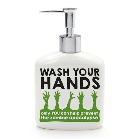 Zombie Soap Dispenser