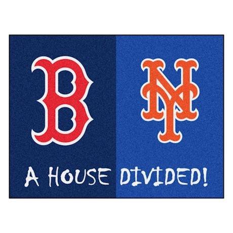 MLB House Divided Mat