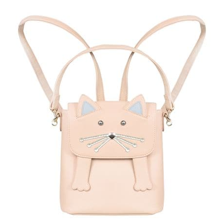 Cat Convertible Backpack