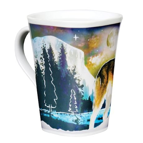 Wild Thing Color-Changing Mug
