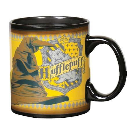 Harry Potter Sorting Hat Heat-Changing Mugs