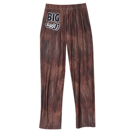 Bigfoot Sleep Pants