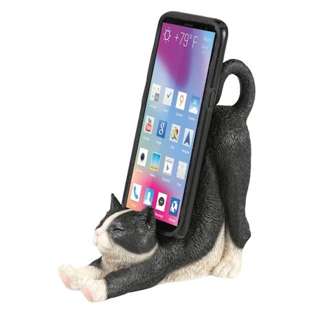 Cat Mobile Phone Holder