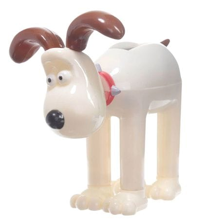 Animated Gromit Solar Pals