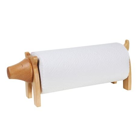 Pig Paper Towel Holder