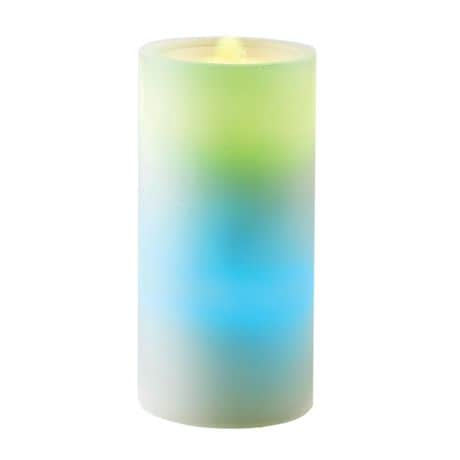 Flickering Water Candle