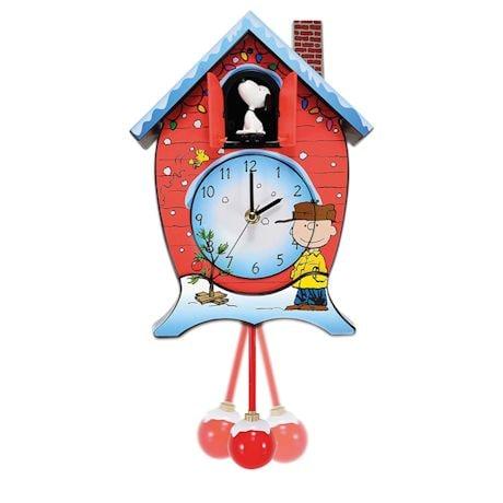 Peanuts Clock