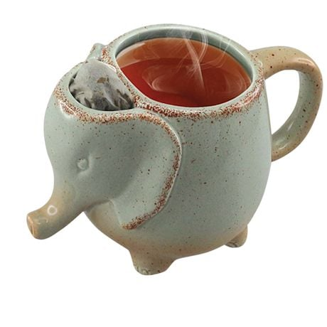 Animal Tea Mugs