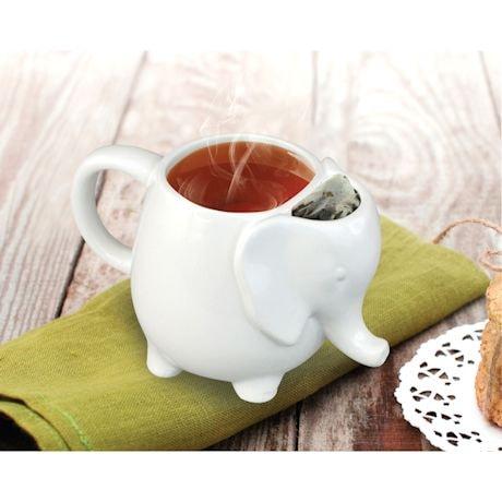 Animal Tea Mugs