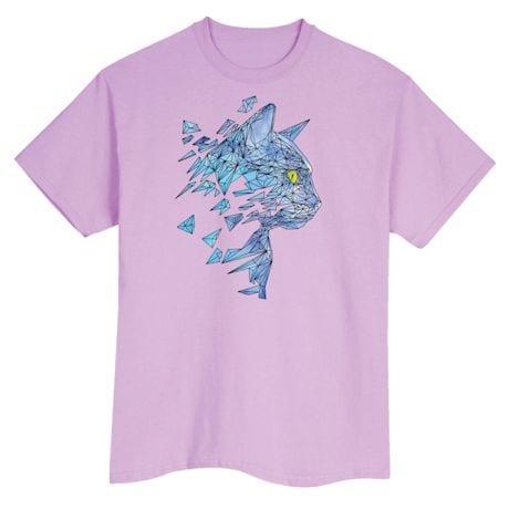 Prismatic Cat T-Shirts