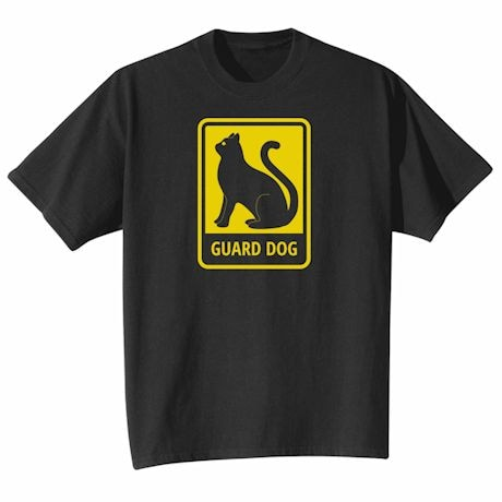 Vicious Guard Dog T-Shirts