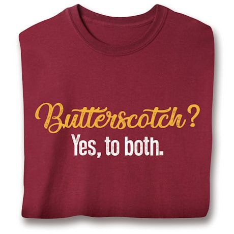 Butterscotch Shirts