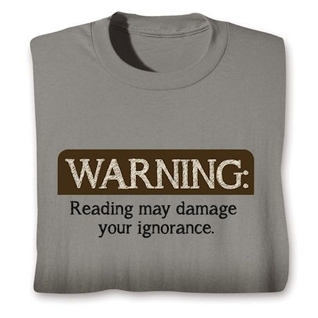 Warning Shirts