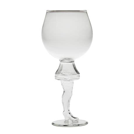 Leg Lamp Wine Glass