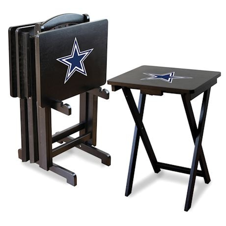 NFL TV Tray Set