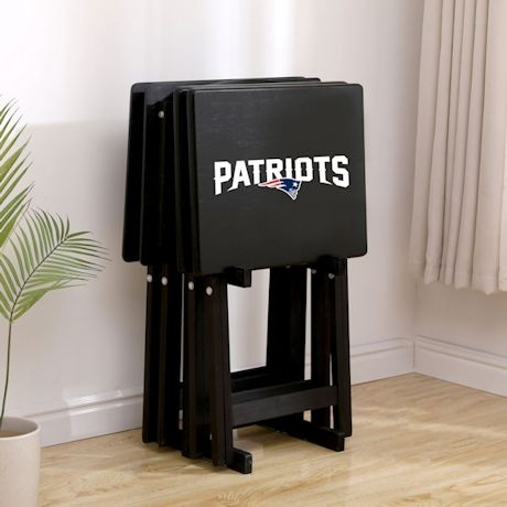 NFL TV Tray Set