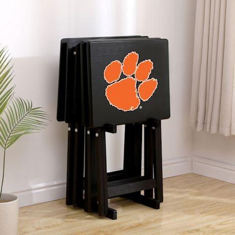NCAA TV Tray Set