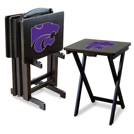 NCAA TV Tray Set