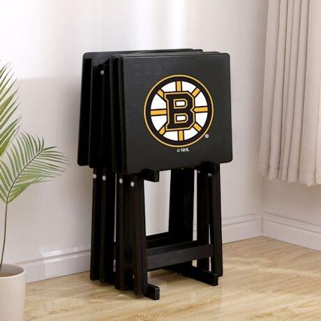 NHL TV Tray Set