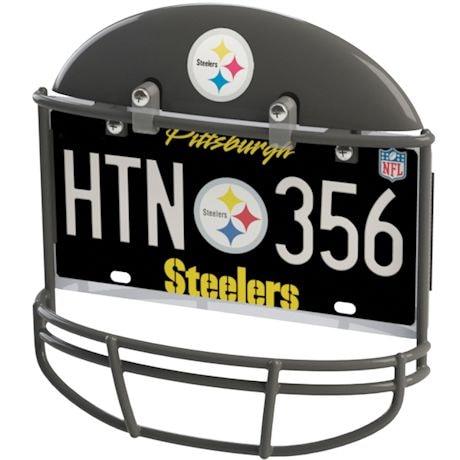 NFL Helmet License Plate Frame